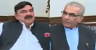 Nuqta e Nazar Eid Special (Sheikh Rasheed Interview) - 25th May 2020