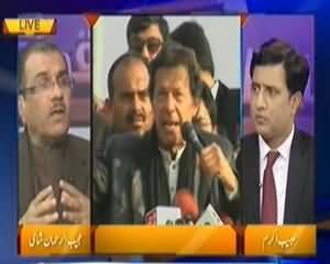 Nuqta e Nazar (Govt Is Confused on the Issue of Dialogue with Taliban) - 20th January 2014