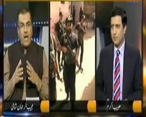 Nuqta e Nazar (Karachi Operation Par MQM Ke Ahtarazaat !!) - 11th September 2013