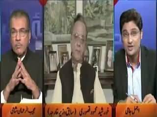 Nuqta e Nazar (Khursheed Kasuri on Pak India Relations) – 3rd September 2015