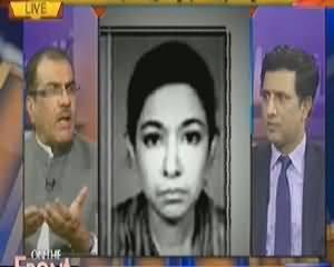 Nuqta e Nazar (Kya Nawaz Sharif Dr. Afia Ko Bhool Gaye?) - 16th April 2014