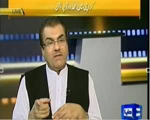 Nuqta e Nazar (Kya Target Operation Karachi Ke Masle Ka Haal hai.??) - 2nd September 2013