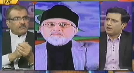 Nuqta e Nazar (Lahore Incident, Police Register FIRs Against PAT Workers) - 18th June 2014