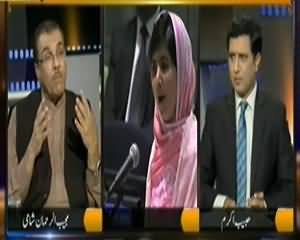 Nuqta e Nazar (Malala Yousufzai and Her Book!!) – 22nd October 2013