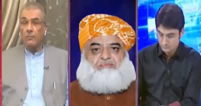 Nuqta e Nazar (Maulana Unhappy with PMLN, PPPP) - 31st August 2020