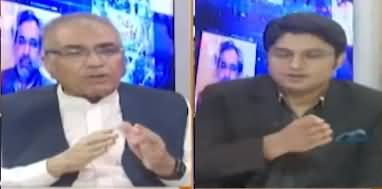 Nuqta e Nazar (Ministers Demand Live Broadcasting of Cases) - 12th July 2021