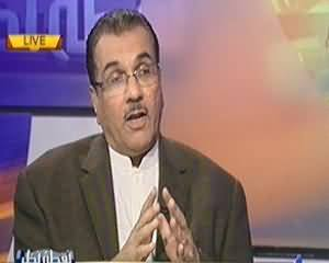 Nuqta e Nazar (Missing Persons Case Ka Faisla Kal Hoga) – 10th December 2013