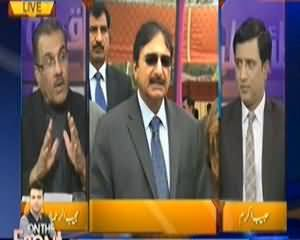 Nuqta e Nazar (Najam Sethi Ek Bar Phir Knock Out) – 15th January 2014