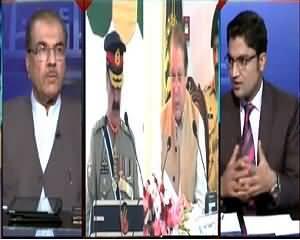 Nuqta e Nazar (Nawaz Sharif Refused to Meet Asif Zardari) – 18th June 2015