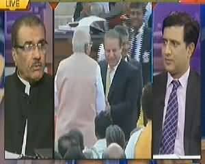 Nuqta e Nazar (Nawaz Sharif Visit to India, A New Chapter of Relations) - 26th May 2014