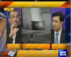 Nuqta e Nazar (Once Again Blasts in Peshawar Cinema) – 11th February 2014