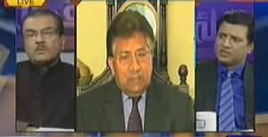 Nuqta e Nazar (Pervez Musharraf Indicted by Special Court) - 31st March 2014