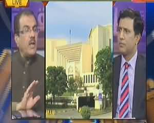 Nuqta e Nazar (PMLN Has Different Point of Views About Musharraf) – 2nd April 2014