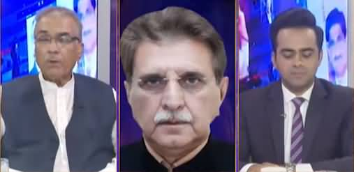 Nuqta e Nazar (PMLN Objections on Azad Kashmir Elections) - 27th July 2021