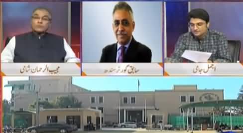 Nuqta e Nazar (PMLN, PTI Boycott NA-249 Election Recount) - 6th May 2021