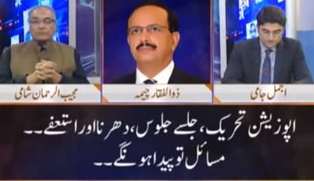 Nuqta e Nazar (Political Instability, Other Issues) - 17th December 2020