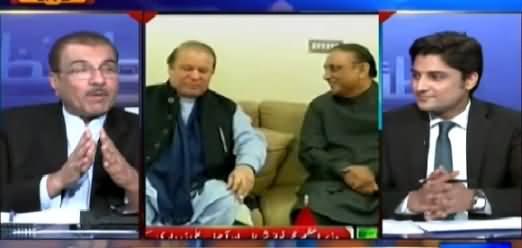 Nuqta e Nazar (Raza Rabbani Ke Naam Par Ittefaq?) – 10 March 2015