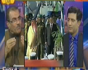 Nuqta e Nazar (The Head Of Pakistan Bahrain Motivated After 40 Years Later) – 18th March 2014