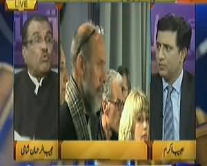 Nuqta e Nazar (Ukraine Situation and Pakistani Issues) - 17th March 2014