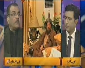 Nuqta e Nazar (Who is Trying to Sabotage Peace Talks?) – 17th February 2014