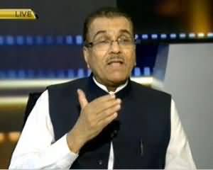 Nuqta e Nazar with Mujeeb-ur-Rehman – 4th July 2013