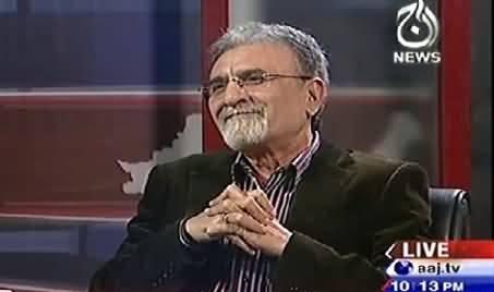 Nusrat Javed Calls Dr. Tahir ul Qadri