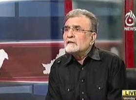Nusrat Javed Exposing the Reality of 11 May Election - The Whole Election was Rigged