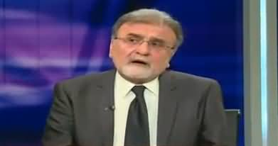 Nusrat Javed Reveals Why PMLN MNAs Angry With PMLN Leadership