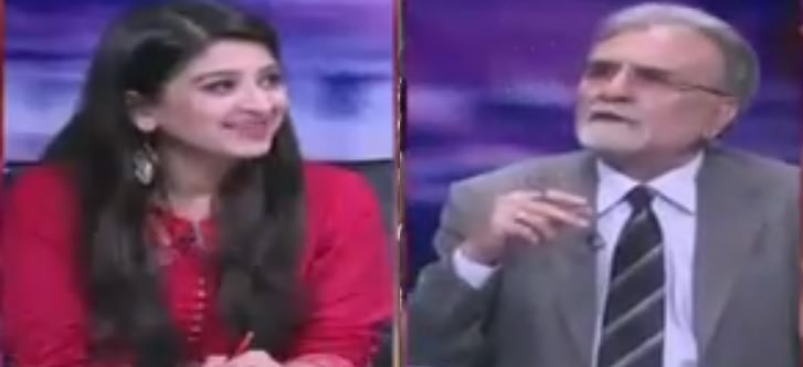 Nusrat Javed Telling How He Ignored Shahbaz Sharif in Assembly