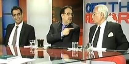 Off The Record - 24th June 2013 (Musharraf Trial .. Musharraf Ka Sath Dene Walon Ka Kiya Hoga??)