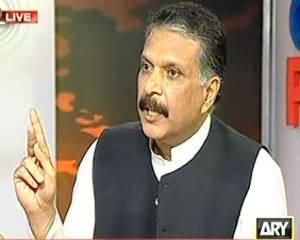 Off The Record – 25th June 2013 (Pervez Musharraf Par Article 6 Ka Mukadma)