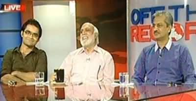 Off The Record - 27th June 2013 (Treason Case Should Be Charged From 1956)