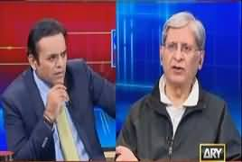 Off The Record (Aitzaz Ahsan Exclusive Interview) – 11th October 2017