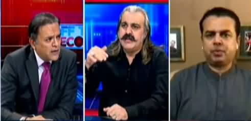 Off The Record (Allegations of Rigging in AJK Elections) - 26th July 2021