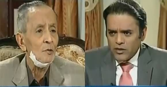 Off The Record (Younas Habib 2012 Interview) - 10th June 2018