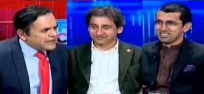 Off The Record (Atif Khan & Shahram Tarakai Exclusive Interview) - 27th January 2020