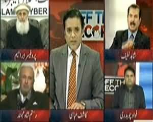 Off The Record (Attack on Islamabad, Nothing Safe in Pakistan) – 3rd March 2014