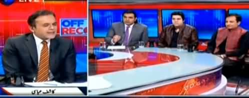 Off The Record (CM Usman Buzdar, Plus or Minus?) - 28th January 2019