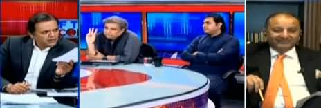 Off The Record (Fazal ur Rehman In Action) - 10th April 2019