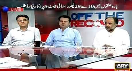 Off The Record (Form-15 Missing: Rigging or Irregularity?) – 15th June 2015