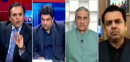 Off The Record (Govt Vs Election Commission, PDM) - 15th March 2015
