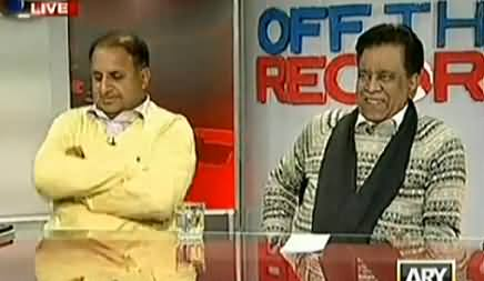 Off The Record (Gustakhana Khakey, Muslmano Ke Saath Yeh Salook Kyun?) – 15th January 2015