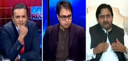 Off The Record (Hakumat Aur Opposition Ki Mahaz Arai) - 14th October 2020