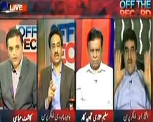 Off The Record (How Successful Democracy Is?) - 26th September 2013