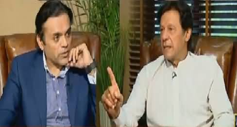 Off The Record (Imran Khan Exclusive Interview) – 18th September 2017