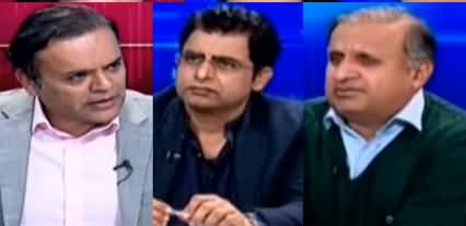 Off The Record (Imran Khan Ki Mafia Per Tanqeed, Mafia Kaun?) - 4th February 2020
