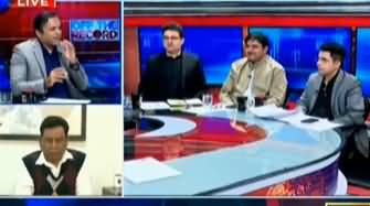 Off The Record (Imran Khan Ki Nazar Mein Media Villain Ban Gaya?) - 18th February 2020