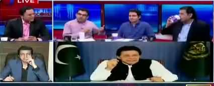 Off The Record (Is Imran Khan's Cabinet Ready For Change) - 20th August 2018
