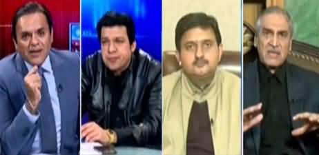 Off The Record (Islamabad Mein Police Gardi Ka Waqia) - 4th January 2020