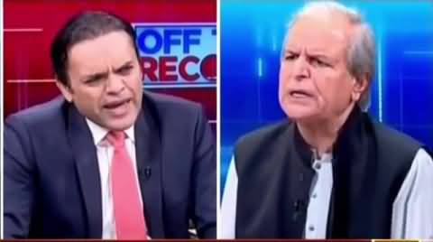 Off The Record (Javed Hashmi Exclusive Interview) - 24th October 2017